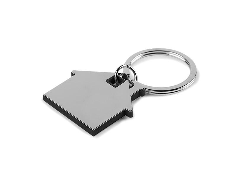 Schüsselanhänger aus Metall