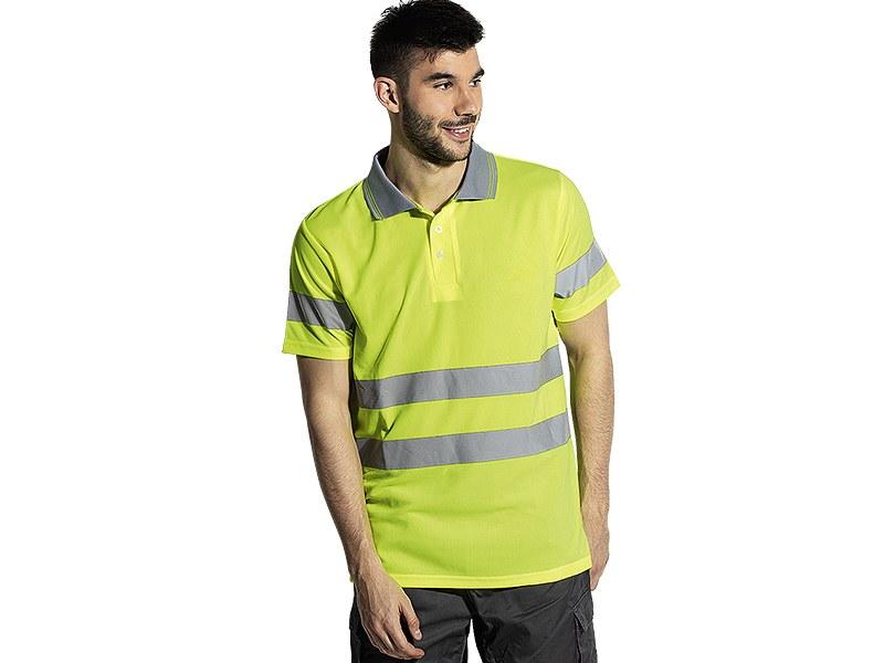 Sicherheits-Poloshirt