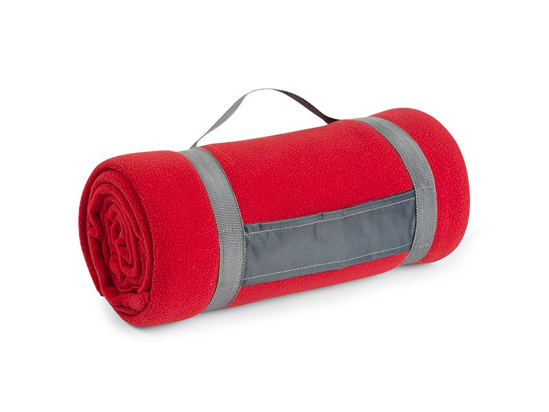 Polar-fleece blanket, 220 g/m2
