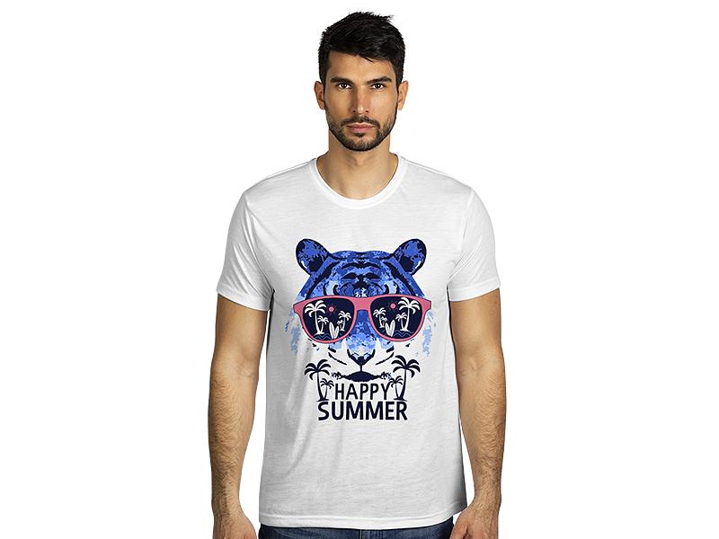 T-shirt, suitable for sublimation