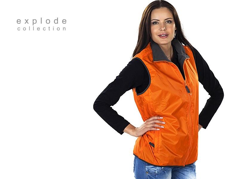 Reversible unisex vest