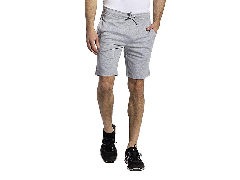 Men's shorts, 80% cotton, 20% polyester