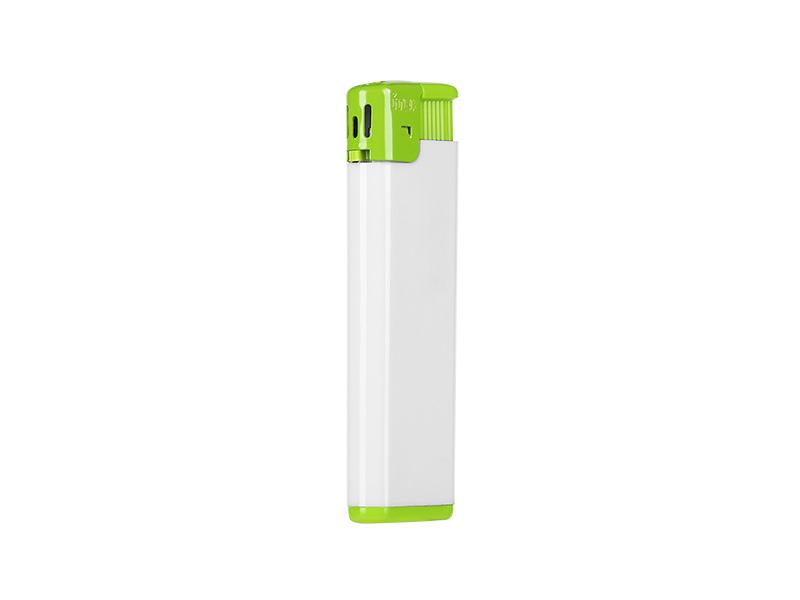 Electronic plastic lighter
