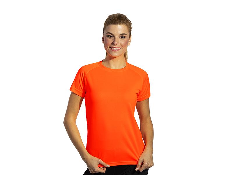Women's T-shirt, 100% polyester