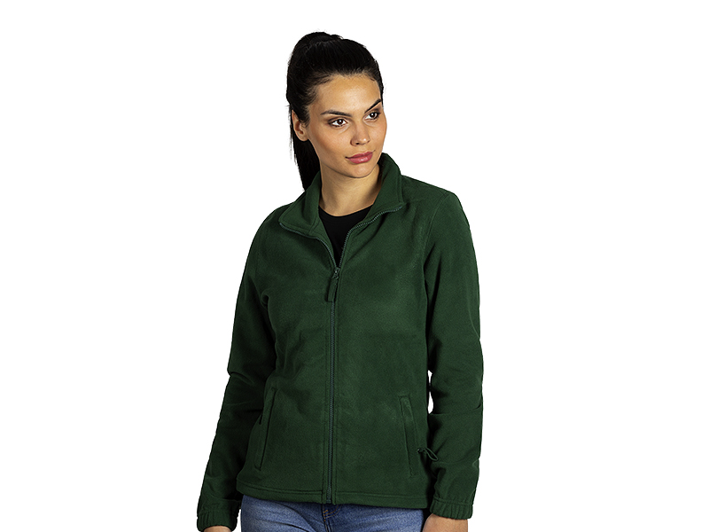 Women's polar fleece jacket/sweatshirt
