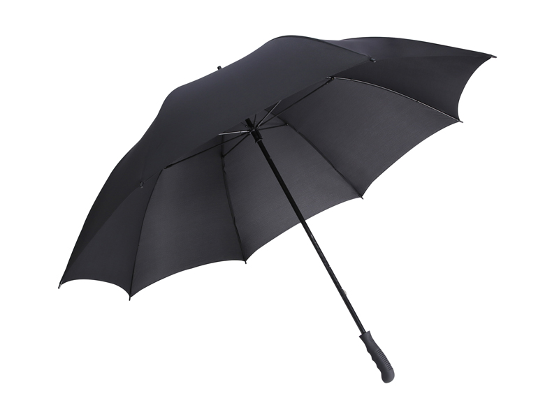Umbrella with manual opening