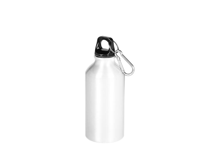 Wasserflasche aus Metall, 400 ml