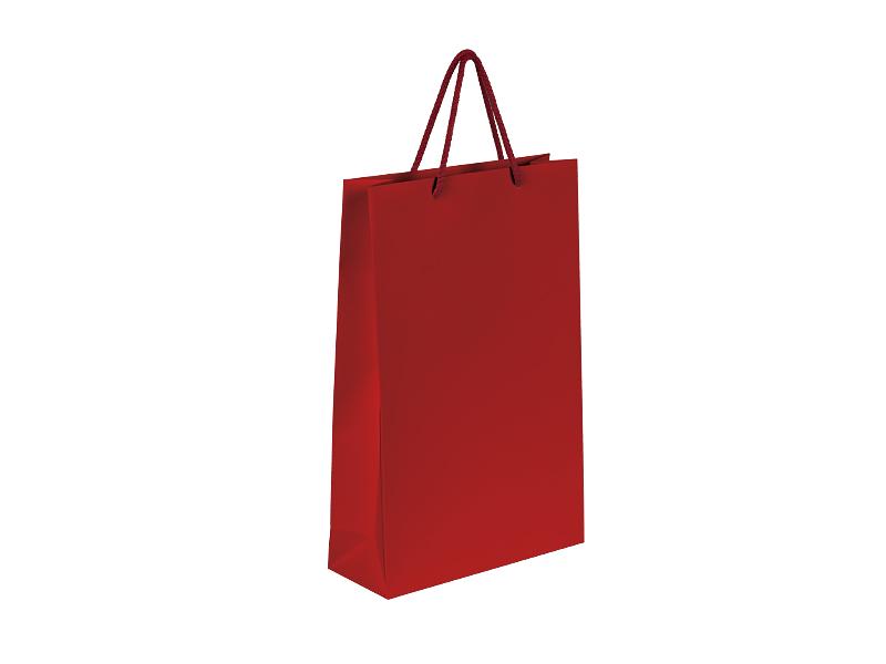 Paper bag, laminated
