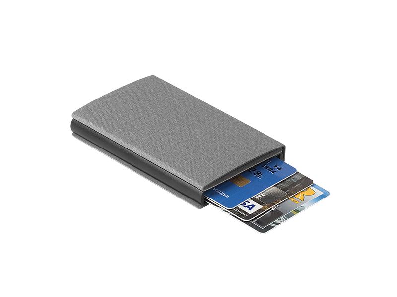 Kartenhalter mit RFID Schutz