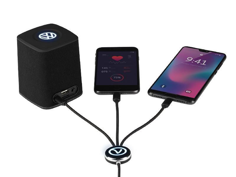 USB Kabel zum Aufladen 3 in 1